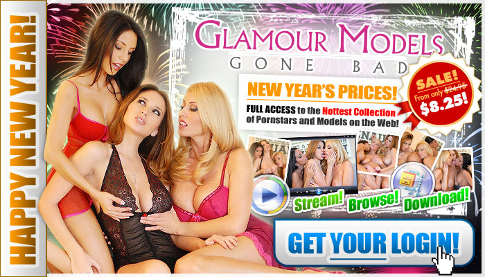 Krissy Lynn at Glamour Models Gone Bad